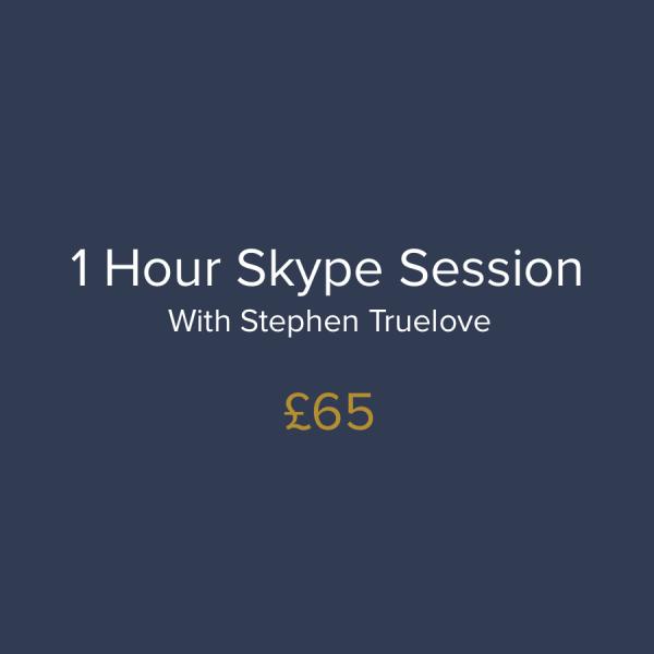 1 hour skype